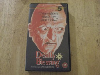 Deadly Blessing [ UK ]  WES CRAVEN