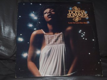 Donna Summer - Love To Love You Baby 70-tals pressning