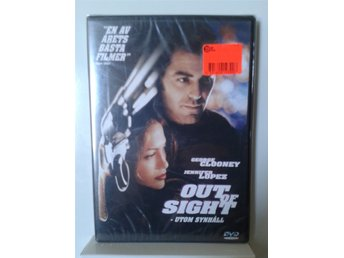 Out of Sight (Utom Synhåll) – Ny/inplastad (George Clooney)