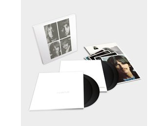 Beatles: White album (2018/Deluxe/Ltd) (4 Vinyl LP)
