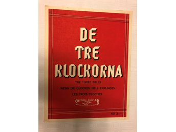 De tre klockorna - the three bells - les trois cloches - wenn die glocken hell