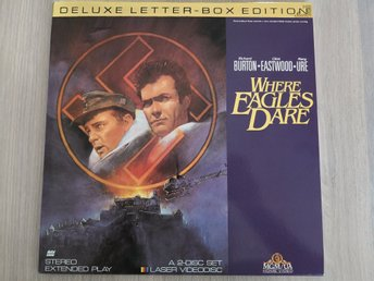 Where Eagles Dare (1968) (LBX) [ML100137]
