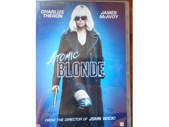 Atomic Blonde - Charlize Theron, James McAvoy