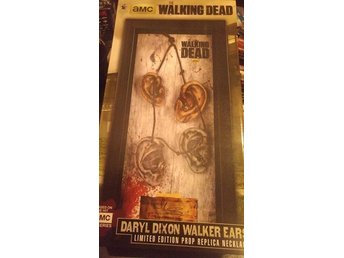 Walking Dead.. Limited Edition.. Replica.. Ny/Oöppnad....