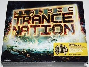 ministry of sound trance nation tracklist