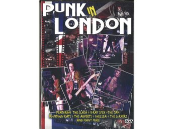 DVD Punk In London