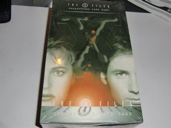 The X FILES Collectible Card Game Premiere Edition
