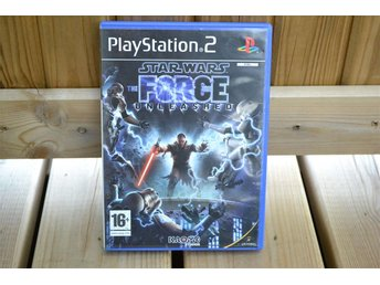 Star Wars: The Force Unleashed PS2 Playstation 2 Komplett