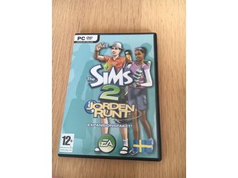 The Sims 2  Jorden Runt - PC spel