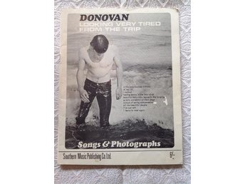 Donovan / Looking very tired...Songs & Photographs - Dalby - Donovan / Looking very tired...Songs & Photographs - Dalby