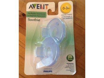 Philips /Avent soothie baby Napp 0-3må från USA - Helsingborg - Philips /Avent soothie baby Napp 0-3må från USA - Helsingborg