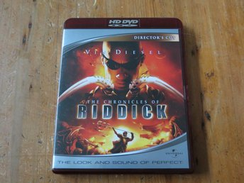 THE CHRONICLES OF RIDDICK (HD DVD) Vin Diesel