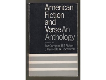 American Fiction and Verse. An Anthology.