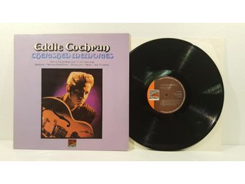 Eddie Cochran - Cherished Memories RARE ROCKABILLY