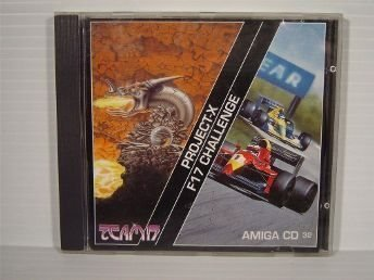 AMIGA CD32 PROJECT X F17 CHALLENGE