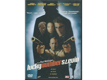 LUCKY NUMBER  SLEVIN - BRUCE WILLIS( SVENSKT TEXT )