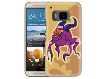 HTC One M9 Skal Lila Monster
