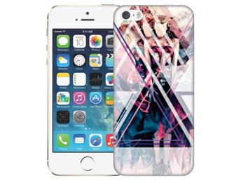 iPhone 5/5S/SE Skal Fashion Design