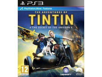 Adventures of Tintin: The Secret of the Unicorn - Playstation 3