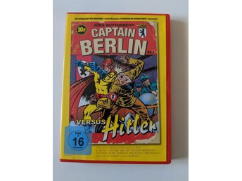 Captain Berlin vs Hitler