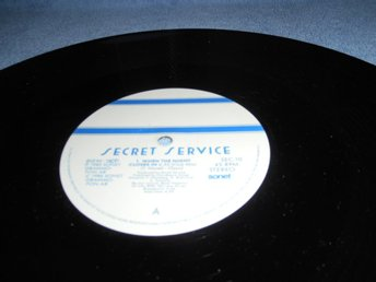 Secret Service - When The Night Closes In (12a) 1985
