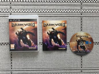 Dark Void till Playstation 3, PS3, komplett
