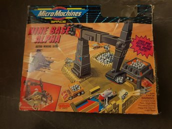 Micro machines space Galoob