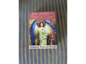 Archangel Oracle Cards - Doreen Virtue - New age - tarot