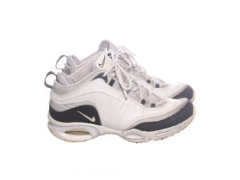 nike air, Sneakers, Strl: 37,5, Vit/Svart