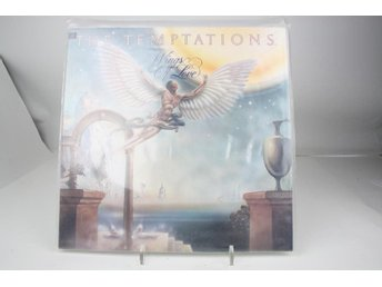 LP -THE TEMPATIONS-WINGS OF LOVE-1976