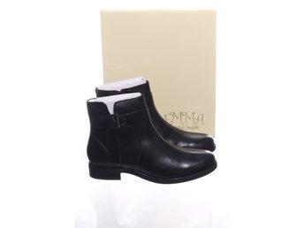 Emma, Boots, Strl: 39, 451 7570, Svart, Skinn