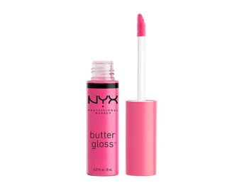 NYX PROF. MAKEUP Butter Gloss -01 Strawberry Parfait