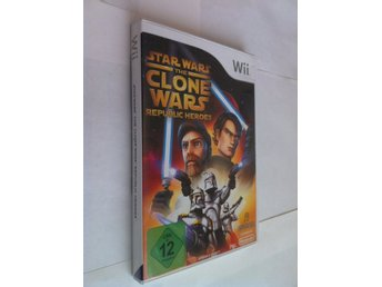 Wii: Star Wars The Clone Wars - Republic Heroes