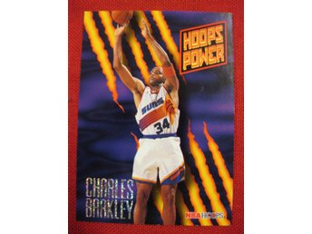 CHARLES BARKLEY - HOOPS POWER - 1995 NBA HOOPS - PHOENIX SUNS - BASKET