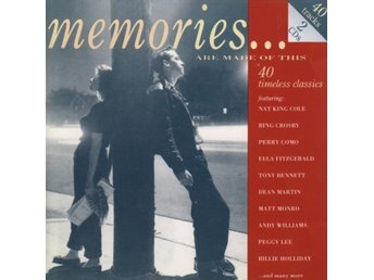 Memories Are Made Of Hits - 2CD