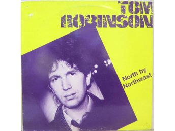 Tom Robinson-North by northwest / LP (Nacksving - TR031.45)