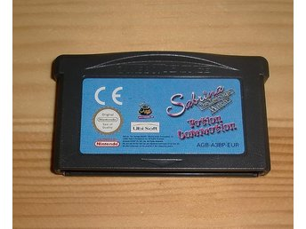 GBA: Sabrina the Teenage Witch Potion Commotion
