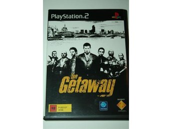THE GETAWAY (PS2 - PLAYSTATION 2)