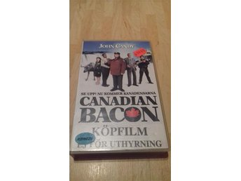CANADIAN BACON - Väse - CANADIAN BACON - Väse