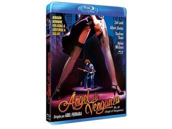 Ms.45 (Hämndens ängel, Rape Squad) Blu-ray! Abel Ferrara, Zoe Lund (1981) KULT - Norrsundet - Ms.45 (Hämndens ängel, Rape Squad) Blu-ray! Abel Ferrara, Zoe Lund (1981) KULT - Norrsundet
