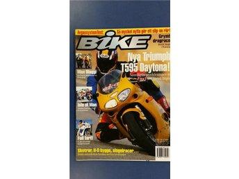 Bike nr 3 1997: Piaggio Hexagon, Yamaha YP 250, Honda CN 250, Triumph T595 - Uppsala - Bike nr 3 1997: Piaggio Hexagon, Yamaha YP 250, Honda CN 250, Triumph T595 - Uppsala