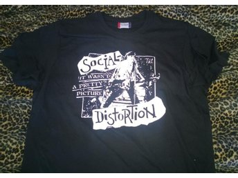 Social Distortion That was... Tshirt punk hardcore