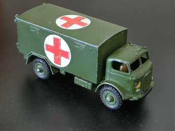 Dinky Toys Military Ambulance