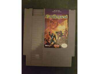 Castlequest - NES - USA
