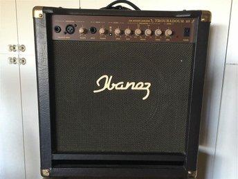Ibanez Troubadour TA25 Acoustic Amplifier 25W- perfekt liten combo!- Utrop 500:- - Malmö - Ibanez Troubadour TA25 Acoustic Amplifier 25W- perfekt liten combo!- Utrop 500:- - Malmö