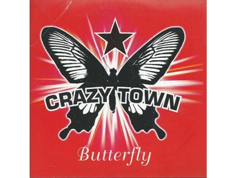 CRAZY TOWN - BUTTERFLY  (CD MAXI/SINGLE )