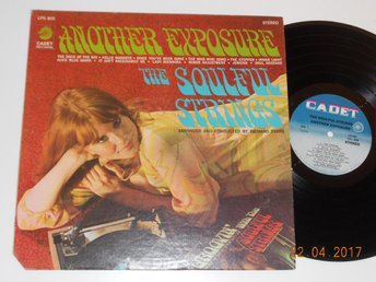 THE SOULFUL STRINGS - Another exposure, LP Cadet USA 1968