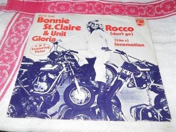 BONNIE ST.CLAIRE--Rocco dont go. Singel - Mellerud - BONNIE ST.CLAIRE--Rocco dont go. Singel - Mellerud