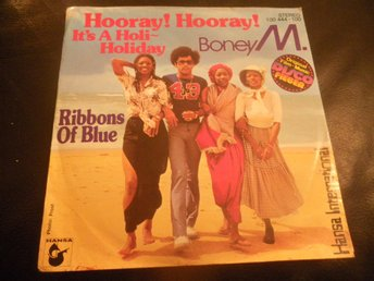 boney m horray! horray singel