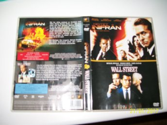 Wall streeet plus 1 dvd till